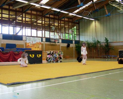 Sporthalle VfR Merzhausen