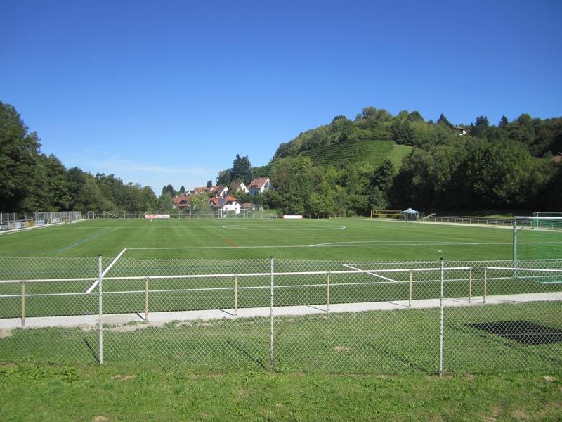 Fußballplatz VfR Merzhausen